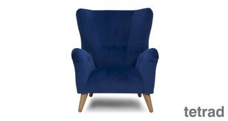Raffles Wing Chair
