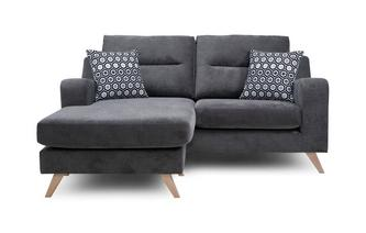 3 Seater Lounger Sofa Plaza