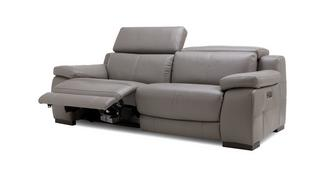 Riposo 3 Seater Power Recliner