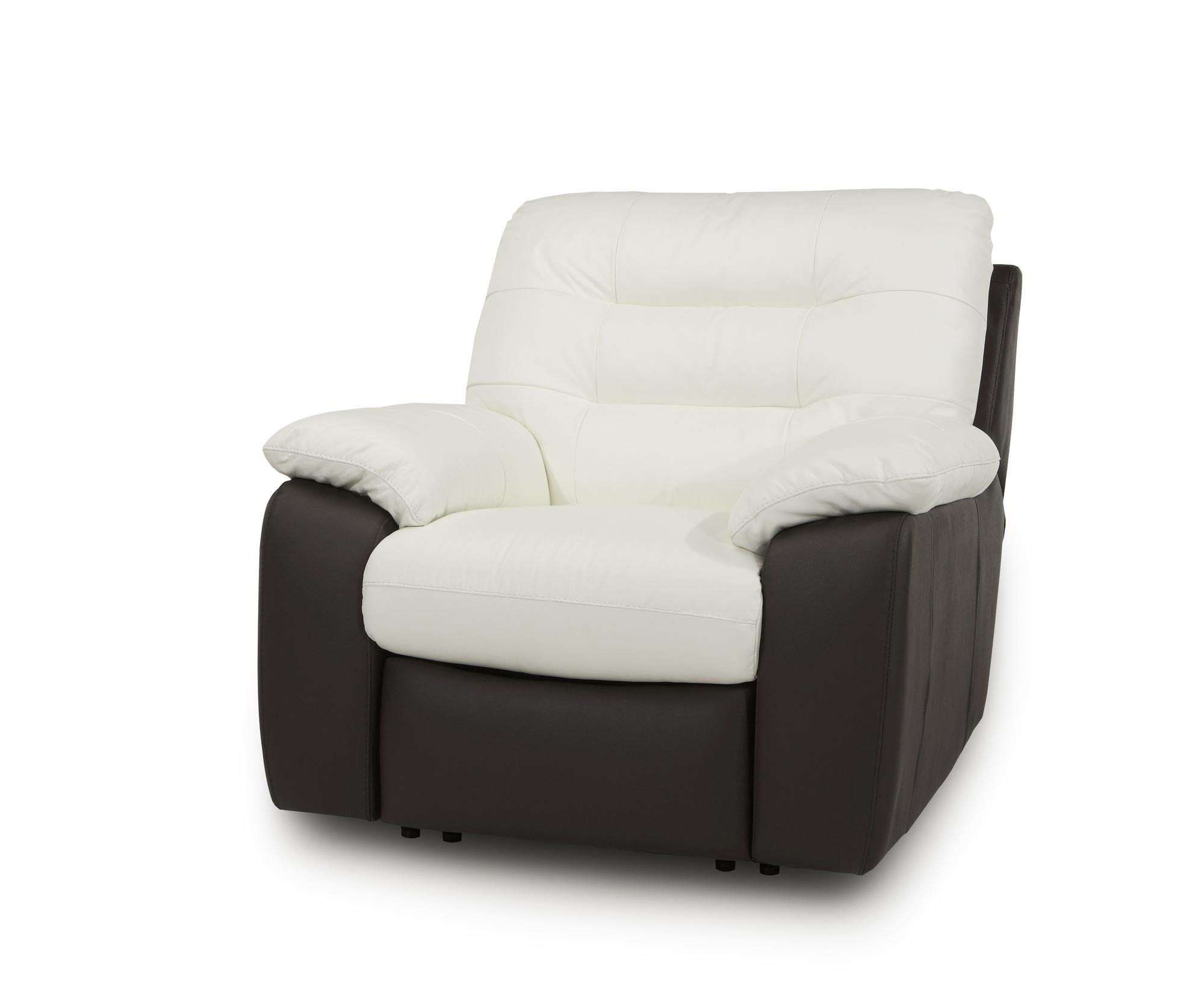 Dfs Ripple Leather Power Recliner Chair Swivel Chair