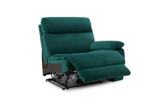 Right Hand Facing Arm 1 Seat Power Plus Recliner Unit