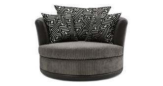 Ronnie Large Swivel Chair