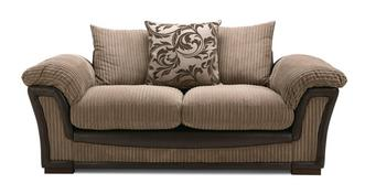 Ronnie Pillow Back Large 2 Seater Sofa