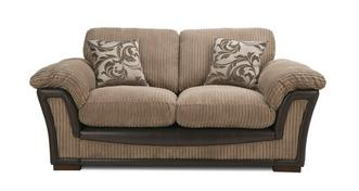 Ronnie Formal Back Small 2 Seater Sofa