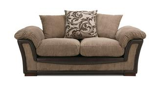 Ronnie Pillow Back Small 2 Seater Sofa