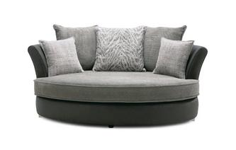 Ovel Cuddler Sofa