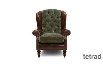 Wing Chair Ruskin
