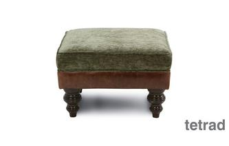 Square Footstool