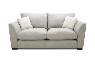 Formal Back Small Sofa