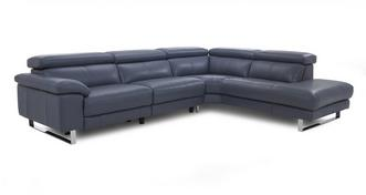 Salone Option A Left Arm Facing Corner Sofa