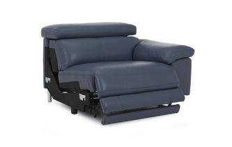 Right Arm Facing 1 Seater Power  Recliner Unit