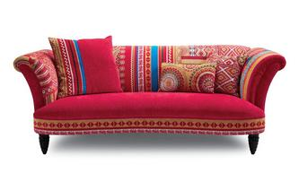 Midi Sofa Salsa Fabric