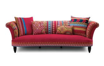 Maxi Sofa Salsa Fabric
