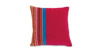 Salsa Narrow Stripe and Plain Pillowback