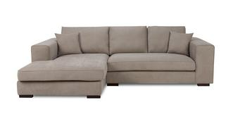 Sarah: Left Hand Facing Chaise End Sofa