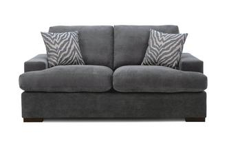 Formal Back 2 Seater Sofa Savanna