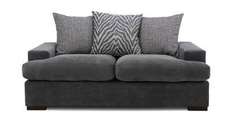 Savanna Pillow Back 2 Seater Sofa