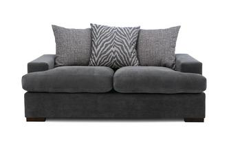 Pillow Back 2 Seater Sofa Savanna