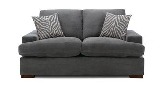 Savanna Formal Back Small 2 Seater Sofa