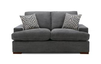 Formal Back Small 2 Seater Sofa Savanna
