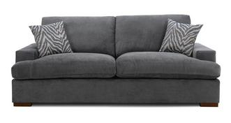 Savanna Formal Back 4 Seater Sofa