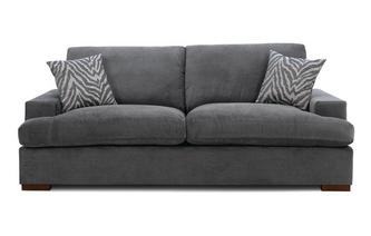 Formal Back 4 Seater Sofa Savanna