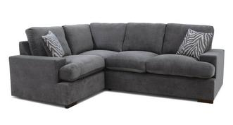 Savanna Formal Back Right Hand Facing 2 Seater Corner Sofa
