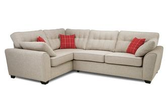 Right Hand Facing 3 Seater Deluxe Bed Corner