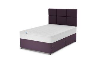 Double 2 Drawer Set Cushion Top Semer