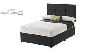 Semer King No Drawer Set Cushion Top