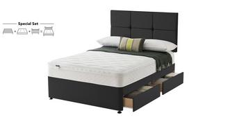 Semer Super King 4 Drawer Set Cushion Top