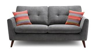 Seth 3 Seater Sofa Removable Arm