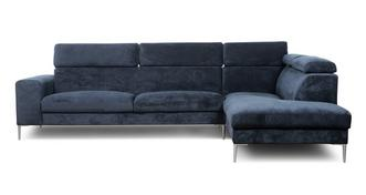 Seychellen LHF Arm Open End Corner Sofa