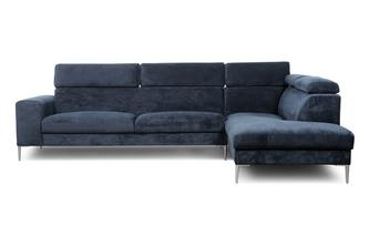 LHF Arm Open End Corner Sofa Plaza