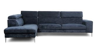 Seychellen RHF Arm Open End Corner Sofa