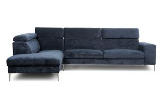 RHF Arm Open End Corner Sofa