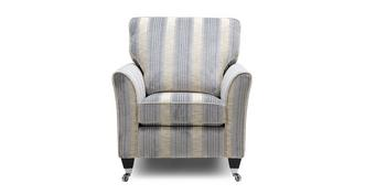 Shackleton Stripe Accent Chair