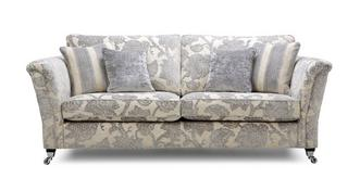 Shackleton Floral 4 Seater Sofa
