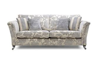 Floral 4 Seater Sofa Shackleton Floral