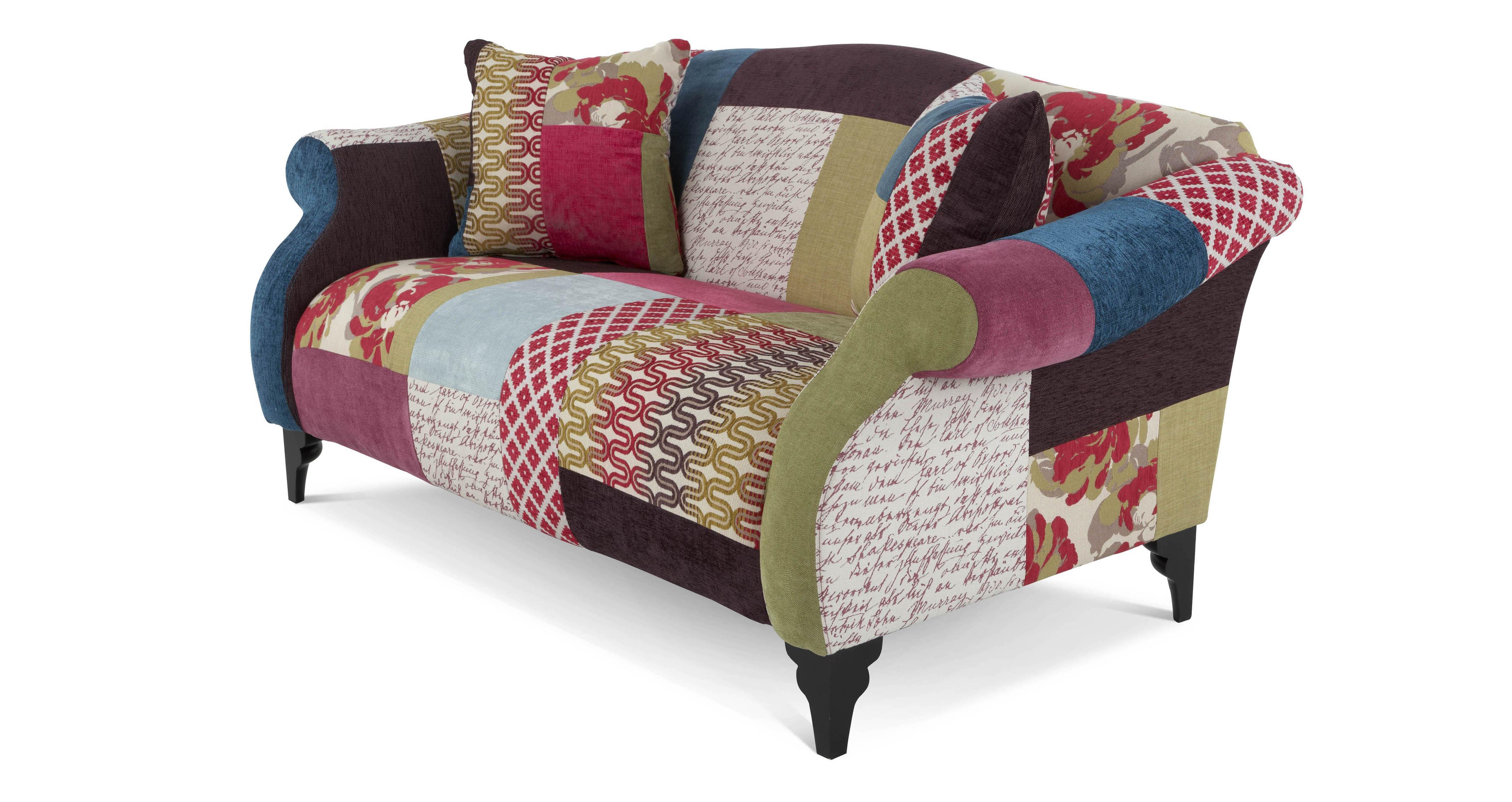 shout midi sofa shout patchwork dfs. Black Bedroom Furniture Sets. Home Design Ideas