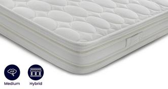 Silk Memory Supreme Mattress Super King (6 ft) Mattress