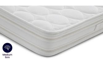 Double (4 ft 6) Mattress Silk Ortho
