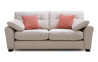 3 Seater Sofa KIrkby Plain