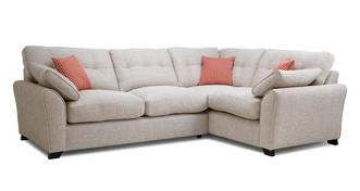 Silsden Left Hand Facing 3 Seater Corner Sofa