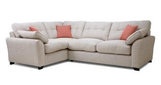 Silsden Right Hand Facing 3 Seater Corner Sofa