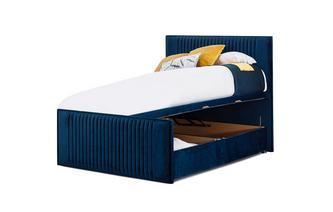 Small Double Ottoman Bedframe