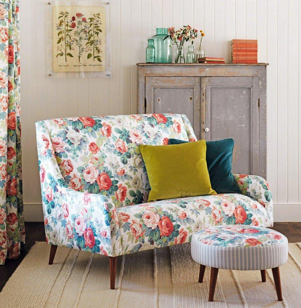 Sofa Workshop - Going for bold