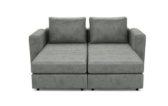 4 Seats, 4 Sides - So Square - Endure Fabric