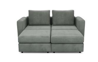 4 Seats, 4 Sides - So Square - Splendour Fabric