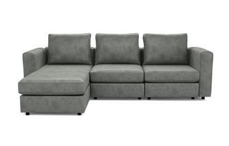 4 Seats, 5 Sides - The Corner Snuggle - Endure Fabric